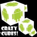 Crazy Cubes 3D! Live Wallpaper