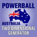 Australian Powerball generator