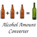 Alcohol Amount Converter