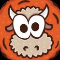 Mini Roco. Cow The Dash Runner