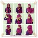 The Best Tutorial Modern Hijab