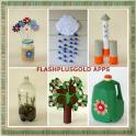 DIY Exclusive Recycled Crafts Idea