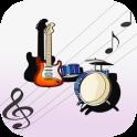 Music Instrument Shape Puzzle