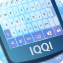 IQQI Blue Snow Theme