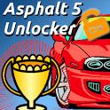 Asphalt 5 Unlocker