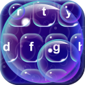 Soap Bubble Keyboard Themes