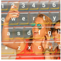 Photo Keyboard With Emojis