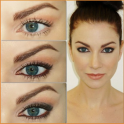 Eye Makeup-Step By step