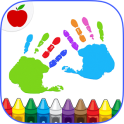 Kids Finger Painting Art Spiel