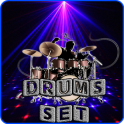 Bateria Instrumento (Drum Kit)