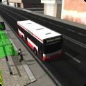 Modern 3D Sim Bus Driver