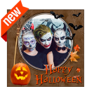 Halloween Photo Frames Beauty