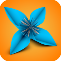 Origami Flower Instructions 3D