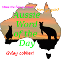 Aussie Word of the Day