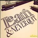 Idea of Handwriting