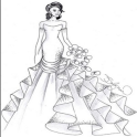 Design Women's Wedding Gown