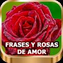 Rosas de Amor Con Frases Fondo