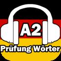 A2 Prüfung Deutsch Wörter
