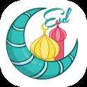 Eid Stickers for Social Media