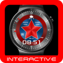 Captain watch Face