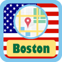 USA Boston City Maps