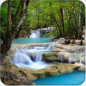 Live Waterfall HD Wallpaper