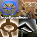 Design Gypsum Modern