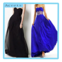 Pretty Long Dress Ideas