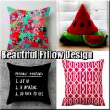 Beautiful Pillow Design