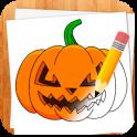 Cómo Dibujar Halloween