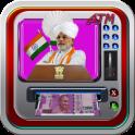 Modi ATM Keynote Lockscreen