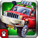 World of Cars! Car games for boys! Smart kids app