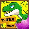 T-Rex Run Dinosaurs park world