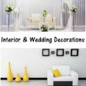 Interior & Wedding Decorations