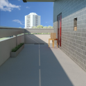 Escapar del juego: terraza