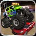 Monster Truck Speed Stunts 3D