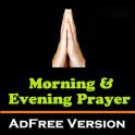 Morning & Evening Prayer, Verses, Promises-Ad Free