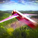Flying Hill Train Simulator
