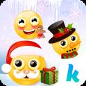 Christmas Emoji Sticker for Chatting(Add Stickers)