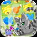 Kitty Cat Adventure: Match 3