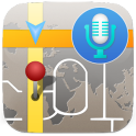 Voice GPS Navigation & Driving Directions On Map