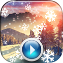 Falling Snow 3D Live Wallpaper