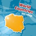 국가 위치 지도 퀴즈