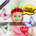 TEXT PHOTO EDITOR AND STICKERS