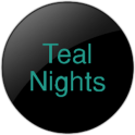 Teal Nights Theme LG V20 LG G5