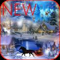 Christmas Live Wallpaper Video