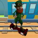 Dwarf Halloween Hoverboard
