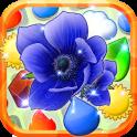 Flower Garden Match3 Game