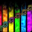 Live HD Audio Glow Wallpaper