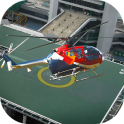 City Helicopter Sim Game - 2